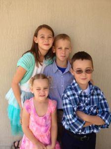 Mahoney Children