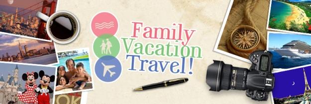 1 family vacation travel